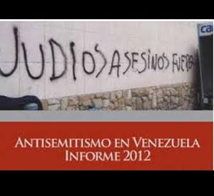 El antisemitismo ayer y hoy en Venezuela y el mundo