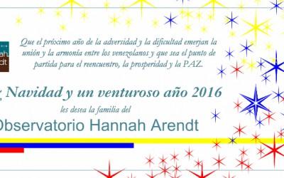 Mensaje Navideño 2015