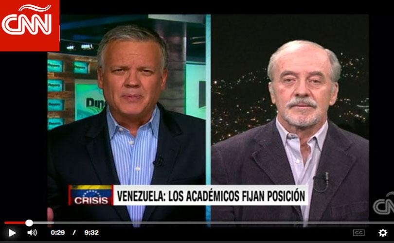 Los acádemicos de Venezuela fijan posición ante la situación del país