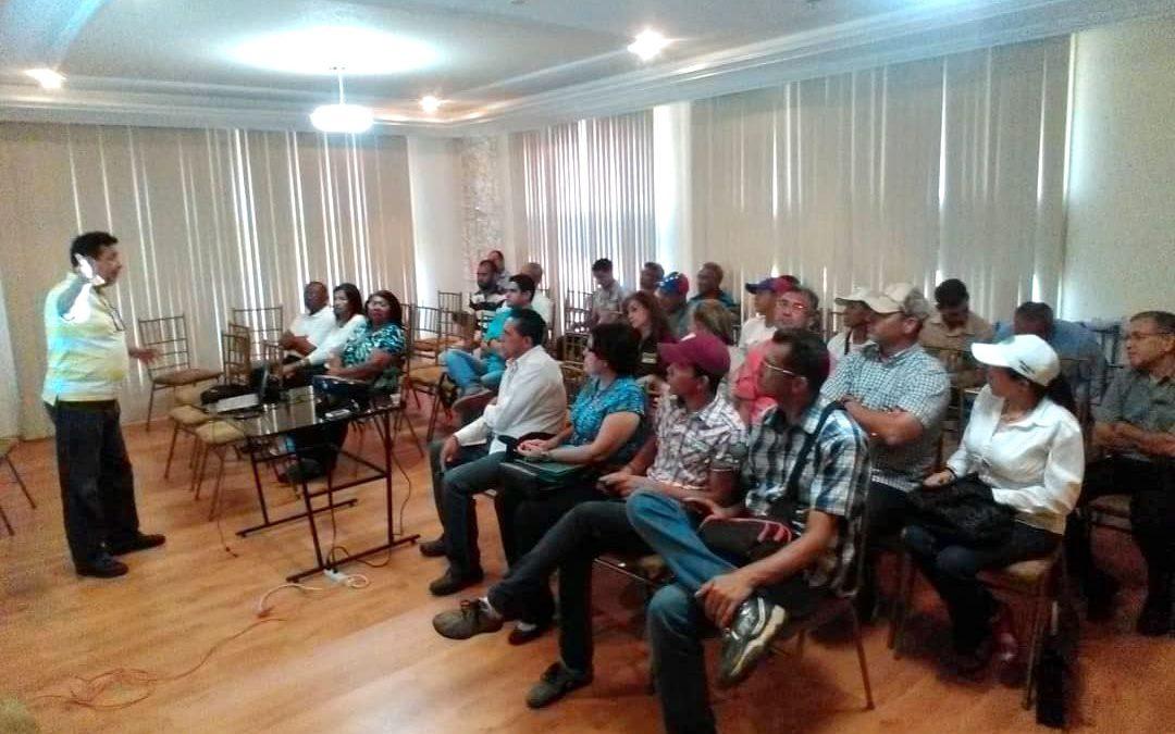 Taller de Estrategia Política Electoral Integral en Anzoátegui y Sucre