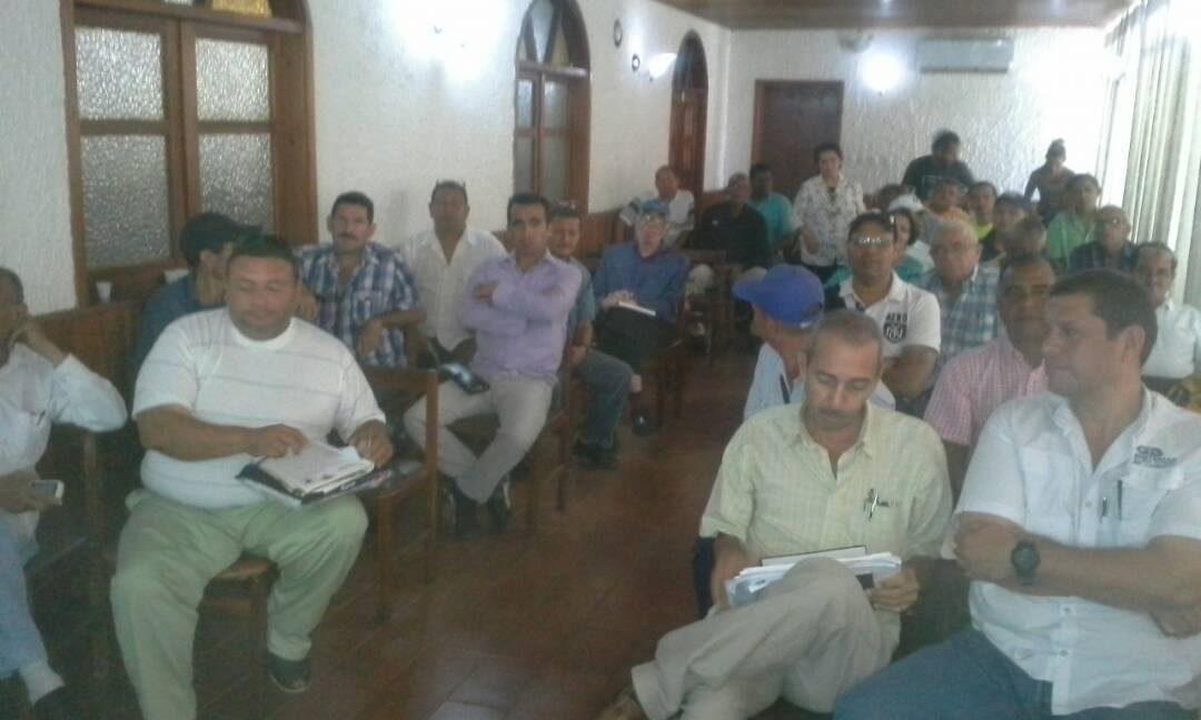 Taller de Estrategia Política Electoral Integral en Carúpano