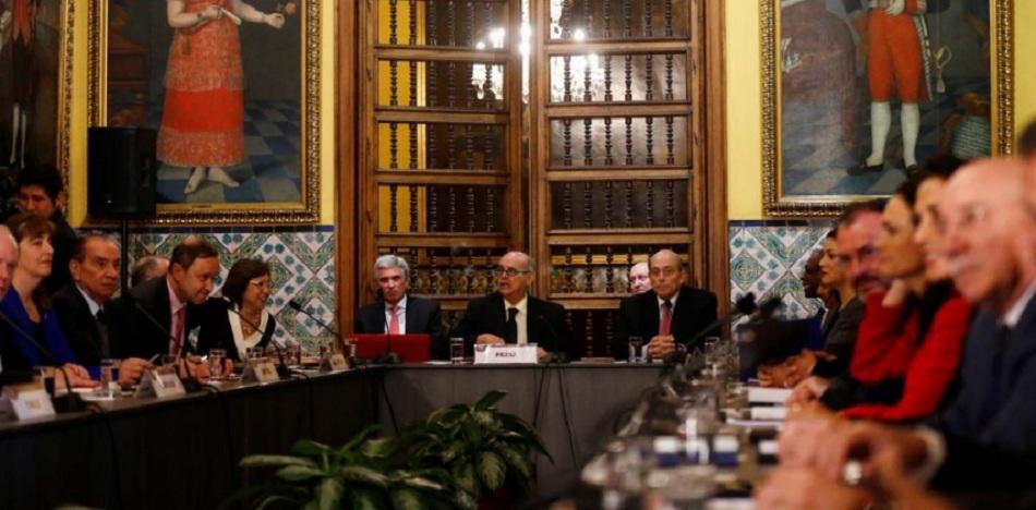 Comunicado del Grupo de Lima sobre las elecciones regionales en Venezuela