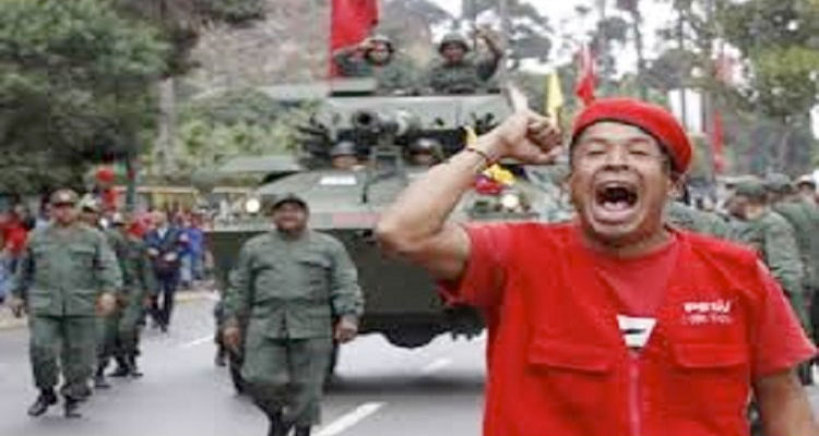"""La gran componenda criminal: El reparto de Venezuela entre cúpulas militares y """"revolucionarias"""""""