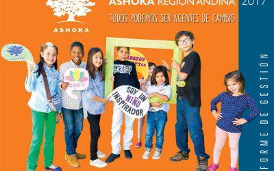 Informe de Gestión ASHOKA 2017