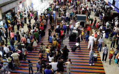 La diáspora venezolana: Latinoamérica, el Caribe y Colombia