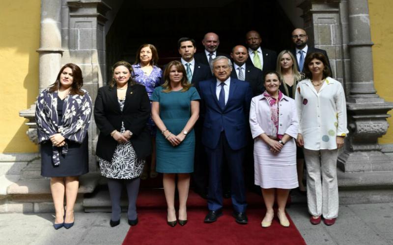 Declaración del Grupo de Lima, martes 13 de febrero