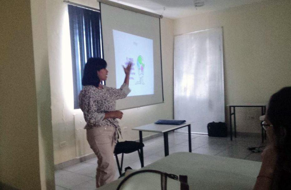 En Puerto Ordaz el OHA participó en el Taller de Cultura de Paz y Convivencia