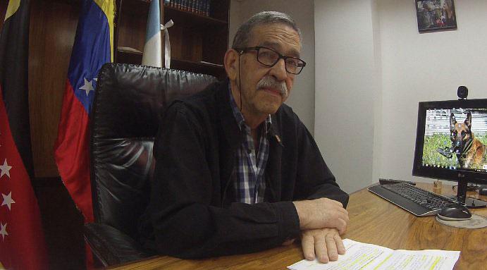 Fallecimiento del Comisario General Elisio Guzmán
