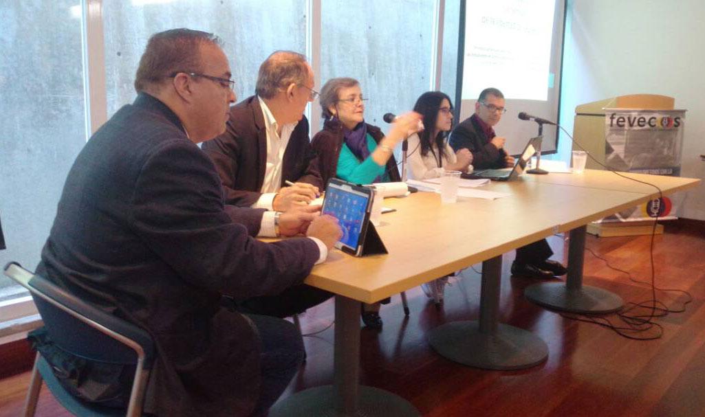 El OHA junto con Juventud Debate participaron en el evento de FAVECOS