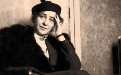 La desconocida faceta poética de Hannah Arendt