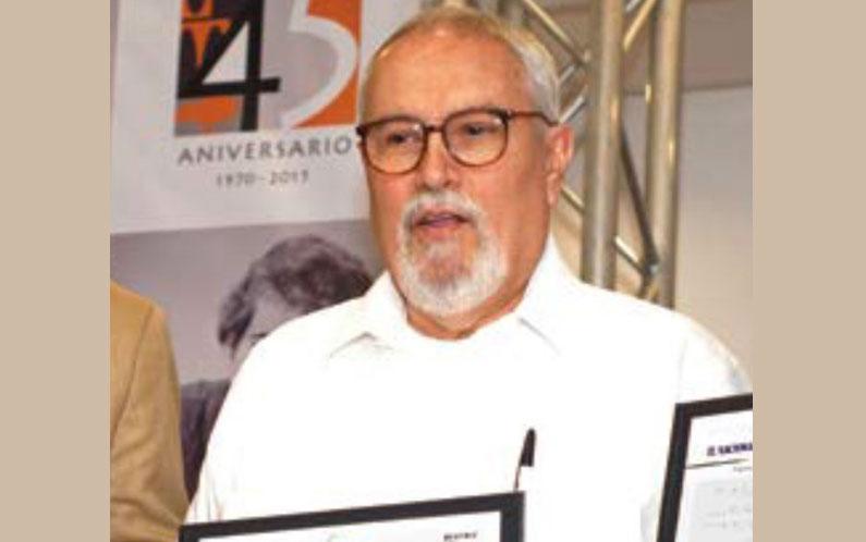 Ramón Guillermo Aveledo incoporado a la Academia de Ciencias Políticas y Sociales