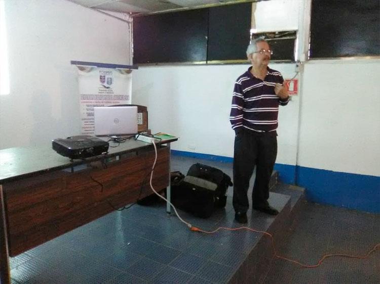 Seminario sobre Confianza Política en San Juan de los Morros
