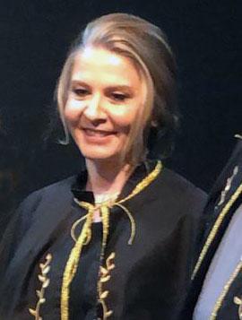 Merecido reconocimiento a María Cristina Müller
