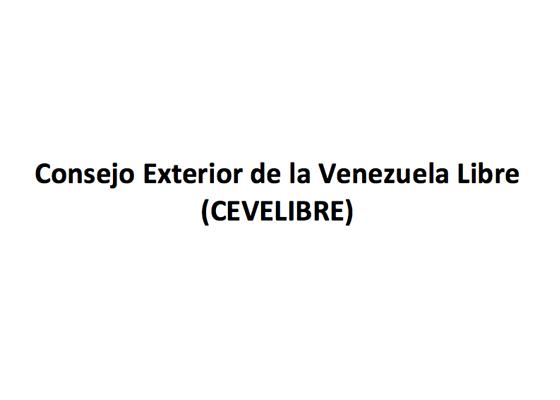 CEVELIBRE: Avanzamos con Guaidó hacia la liberación de Venezuela