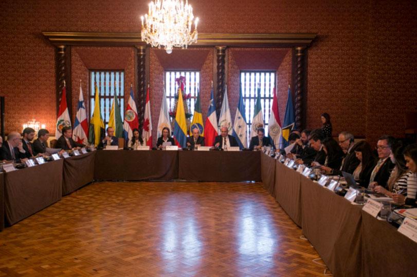 Las conclusiones de la reunión del Grupo de Lima