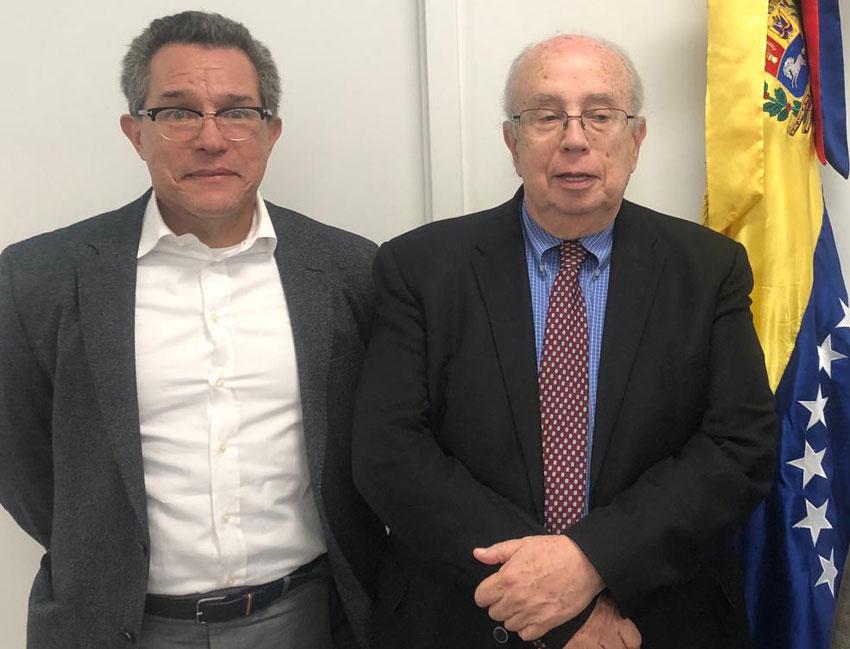 La OEA reconoce a Gustavo Tarre Briceño como representante de Venezuela