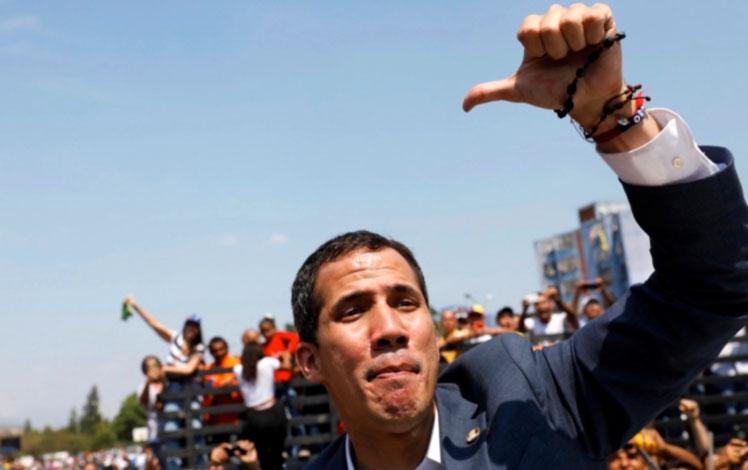 Liderazgo, el verdadero logro de Juan Guaidó