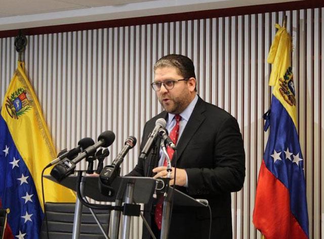Gustavo Marcano: El régimen de Maduro desmanteló toda la red consular en USA