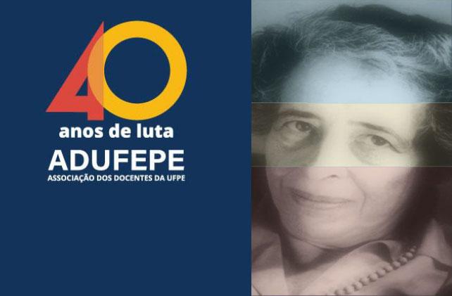 MANIFESTO DO XII ENCONTRO INTERNACIONAL HANNAH ARENDT E DO II SEMINÁRIO ADUFEPE 40 ANOS