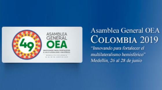 En Medellín:Más de 30 ONG venezolanas en la Asamblea General de la OEA