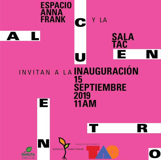 """Inauguración de la exposición """"Al encuentro"""""""