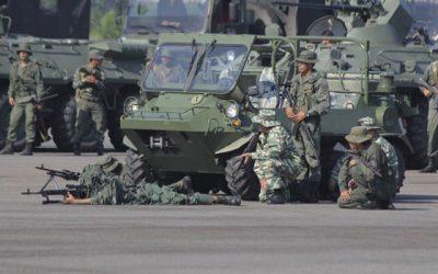 Venezuela está en guerra y el continente lo está