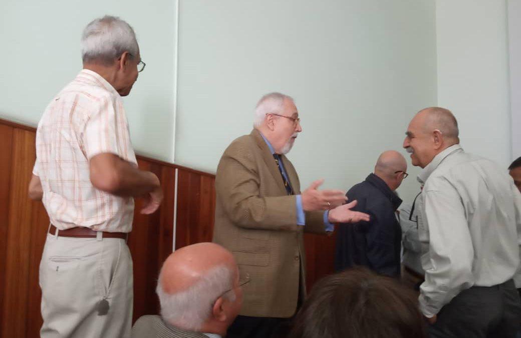 OHA participa en el Foro Elecciones Libres