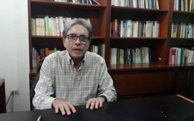 Trino Márquez: Sin un acuerdo de gobernabilidad es casi imposible que haya elecciones presidenciales