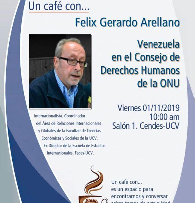 Venezuela en el Consejo de Derechos Humanos de la ONU – Cendes, 1-11-2019