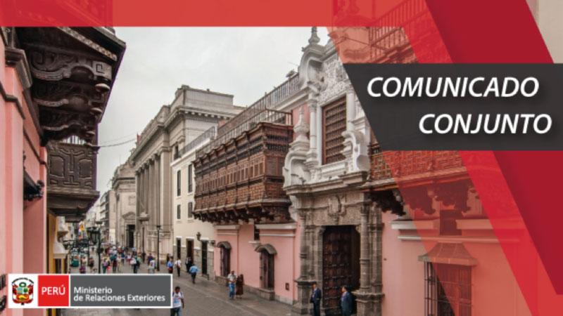 """Grupo de Lima se pronuncia:""""El momento de poner fin a esta crisis es ahora y la comunidad internacional está lista para apoyar tal proceso"""""""