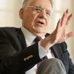 Expresidente Cardoso: Que la FAN apoye hoy a la dictadura, no significa que lo hará mañana