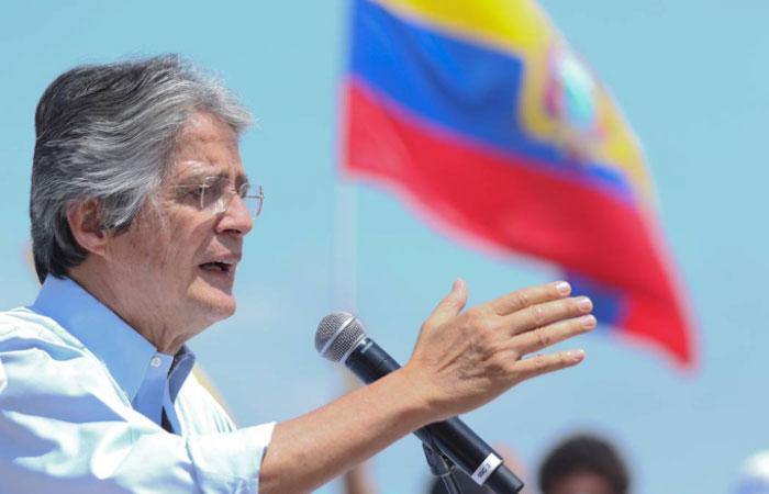 Guillermo Lasso asume este lunes como nuevo presidente de Ecuador