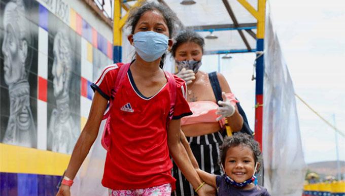 Se requieren más de 700 millones de dólares para implementar el Plan de Respuesta Humanitaria 2021 del Sistema de Naciones Unidas y Socios Humanitarios en Venezuela